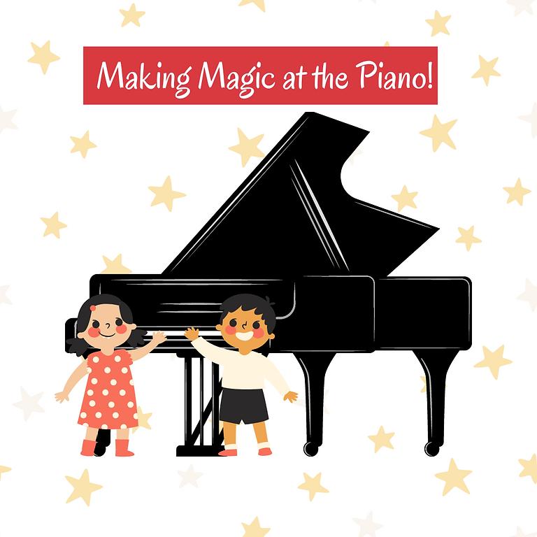 Making Magic at the Piano