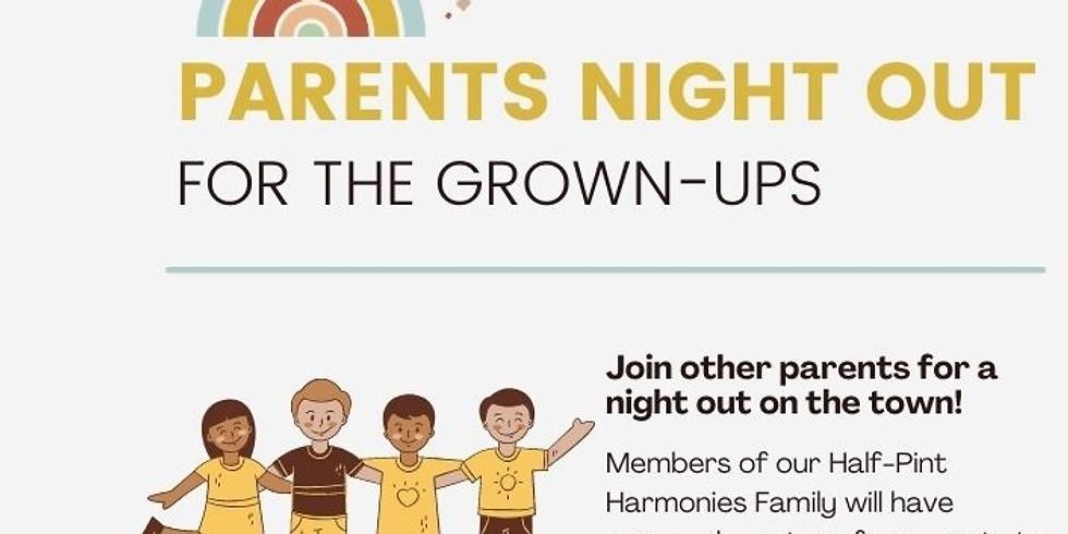 PARENT NIGHT in Greensboro