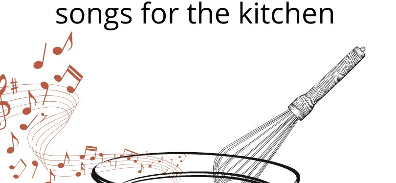 little buns & bumbums: songs for the kitchen& kit