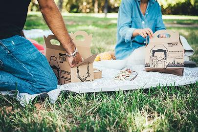 ubanpicnick picnic gastronomía naturaleza