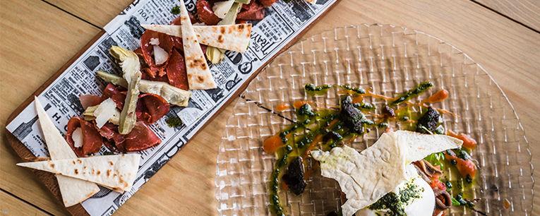 gastronomía italiana picnic