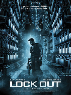 Lockout French Poster
