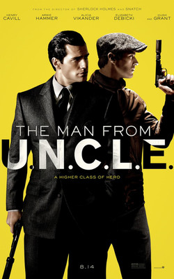 The-Man-from-Uncle-Poster