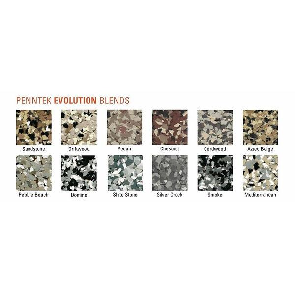 Penntek Evolution Blends