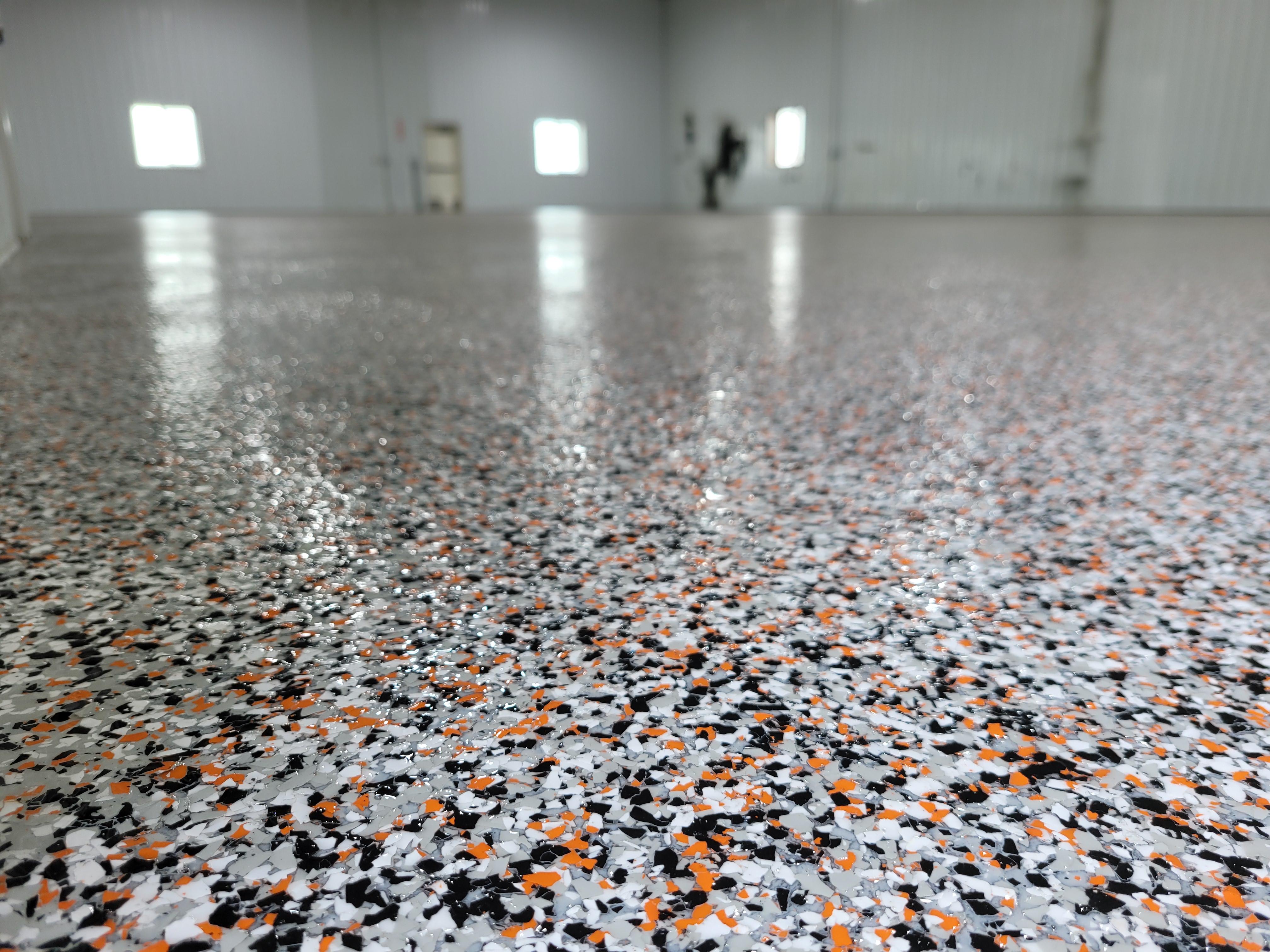 Warehouse Flake System