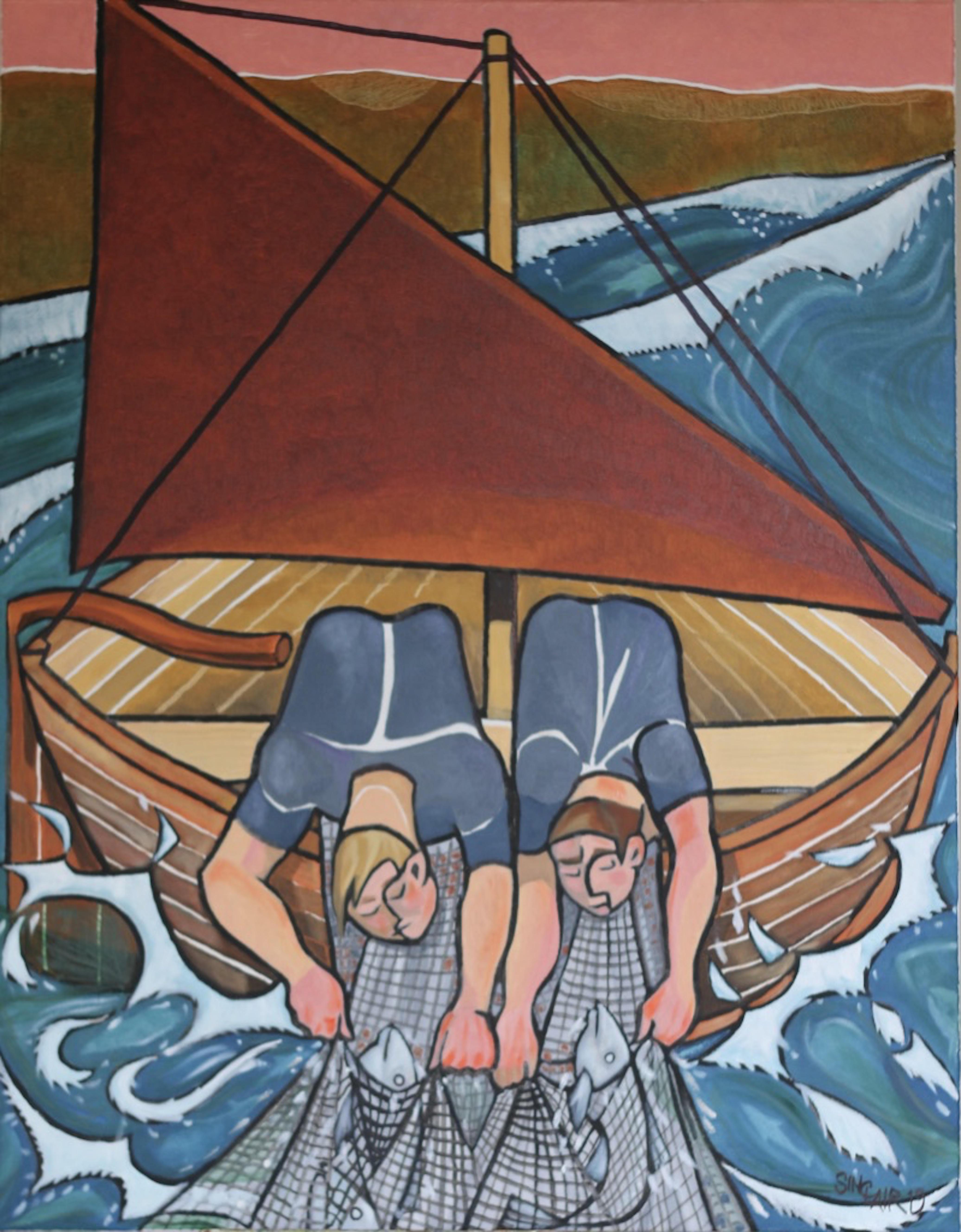 Inshore Fishermen - £950