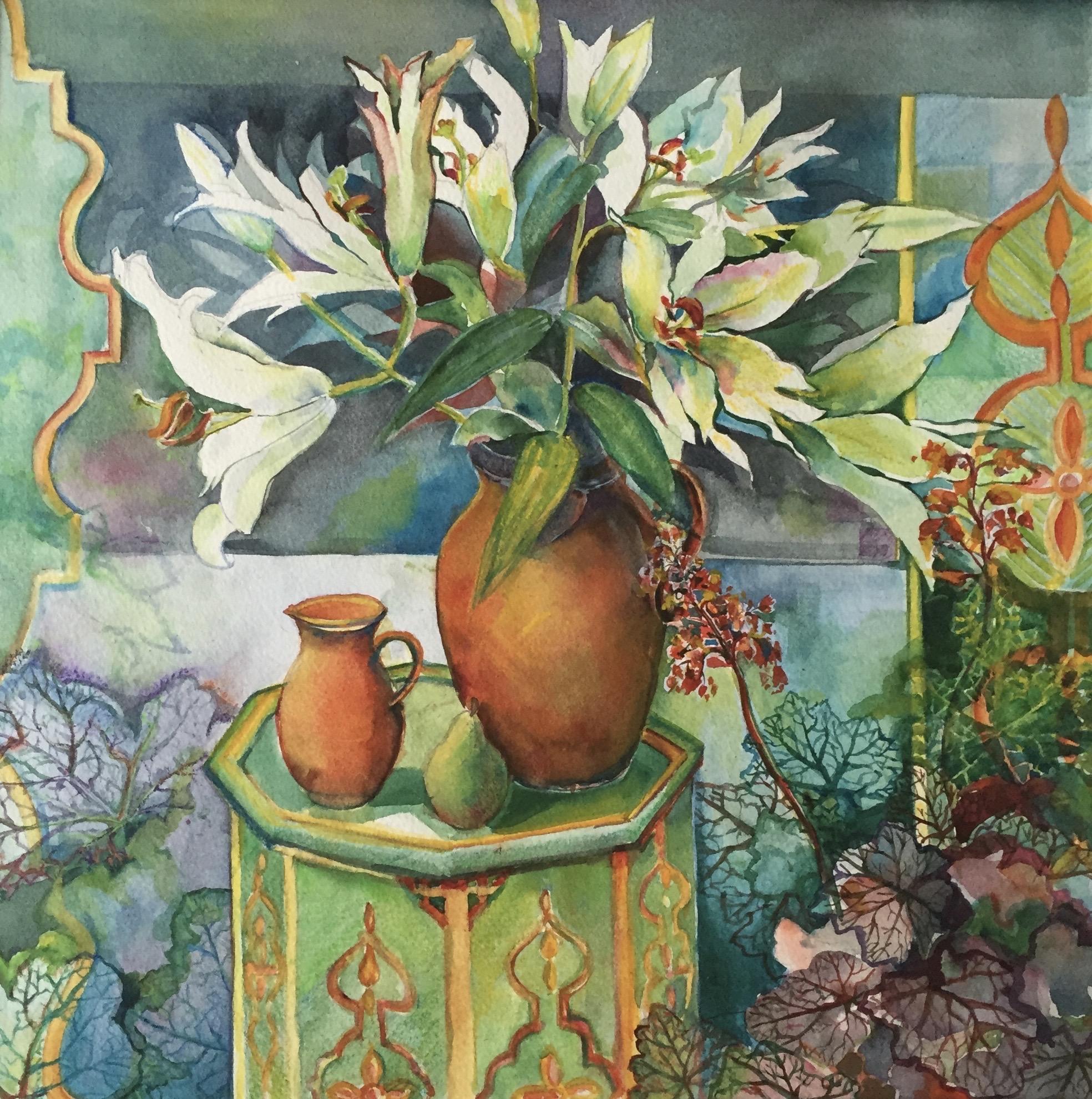White Lilies - £275