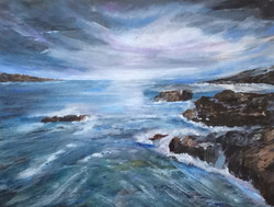 Rushing Tide - £400
