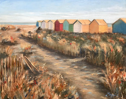 Beach Huts in Southwold - £250