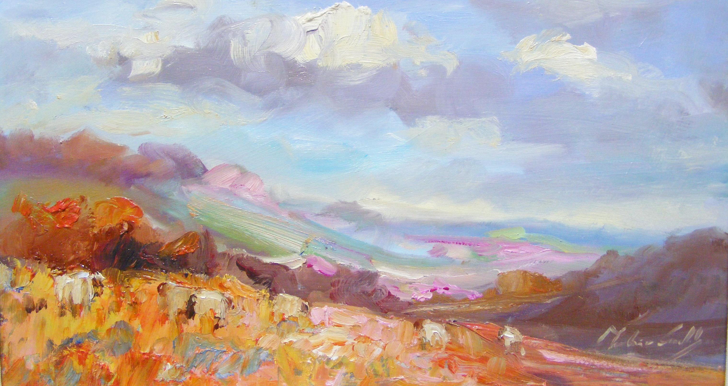 Downland Sheep - £200