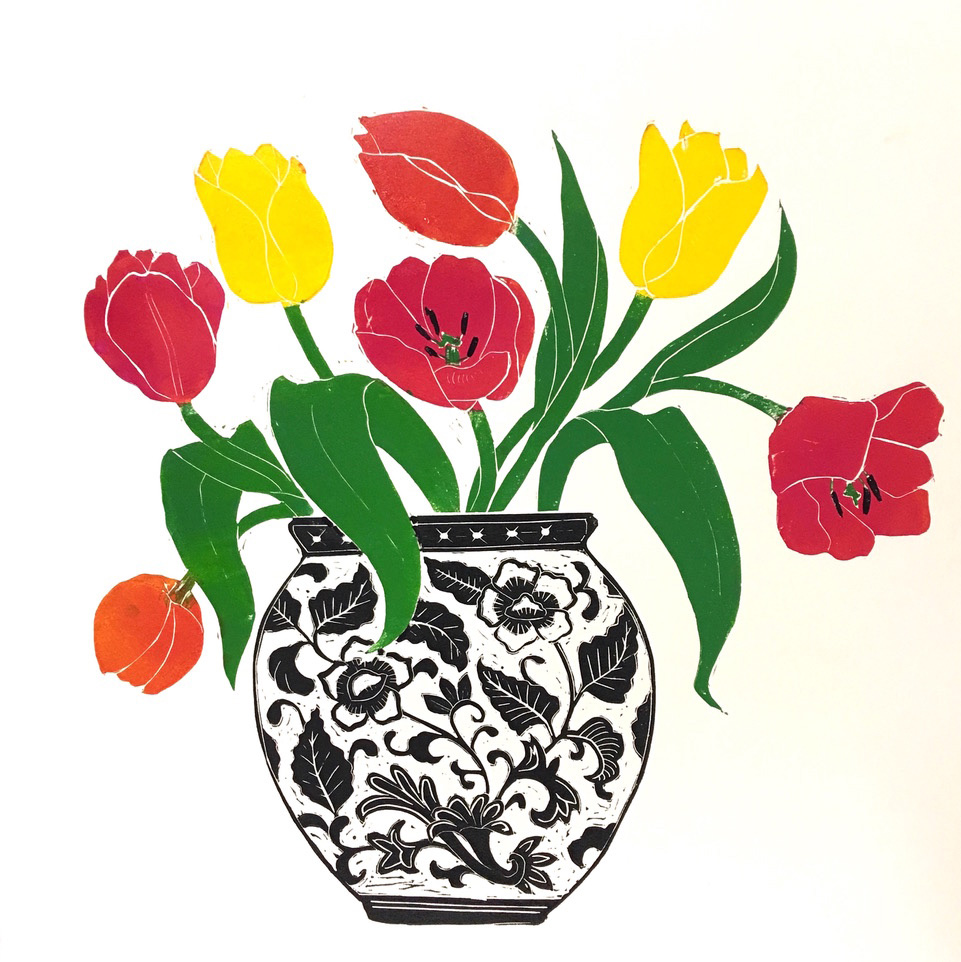 Mixed Tulips - £195