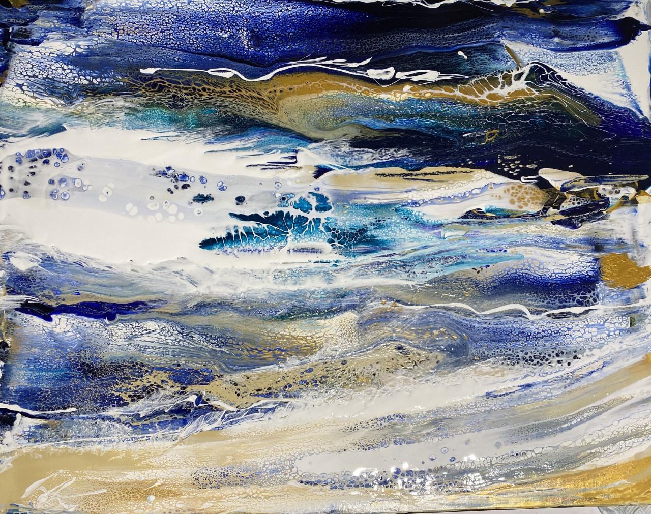 Wild Blue Yonder - £450