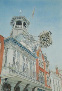 Guildford Clock - £250