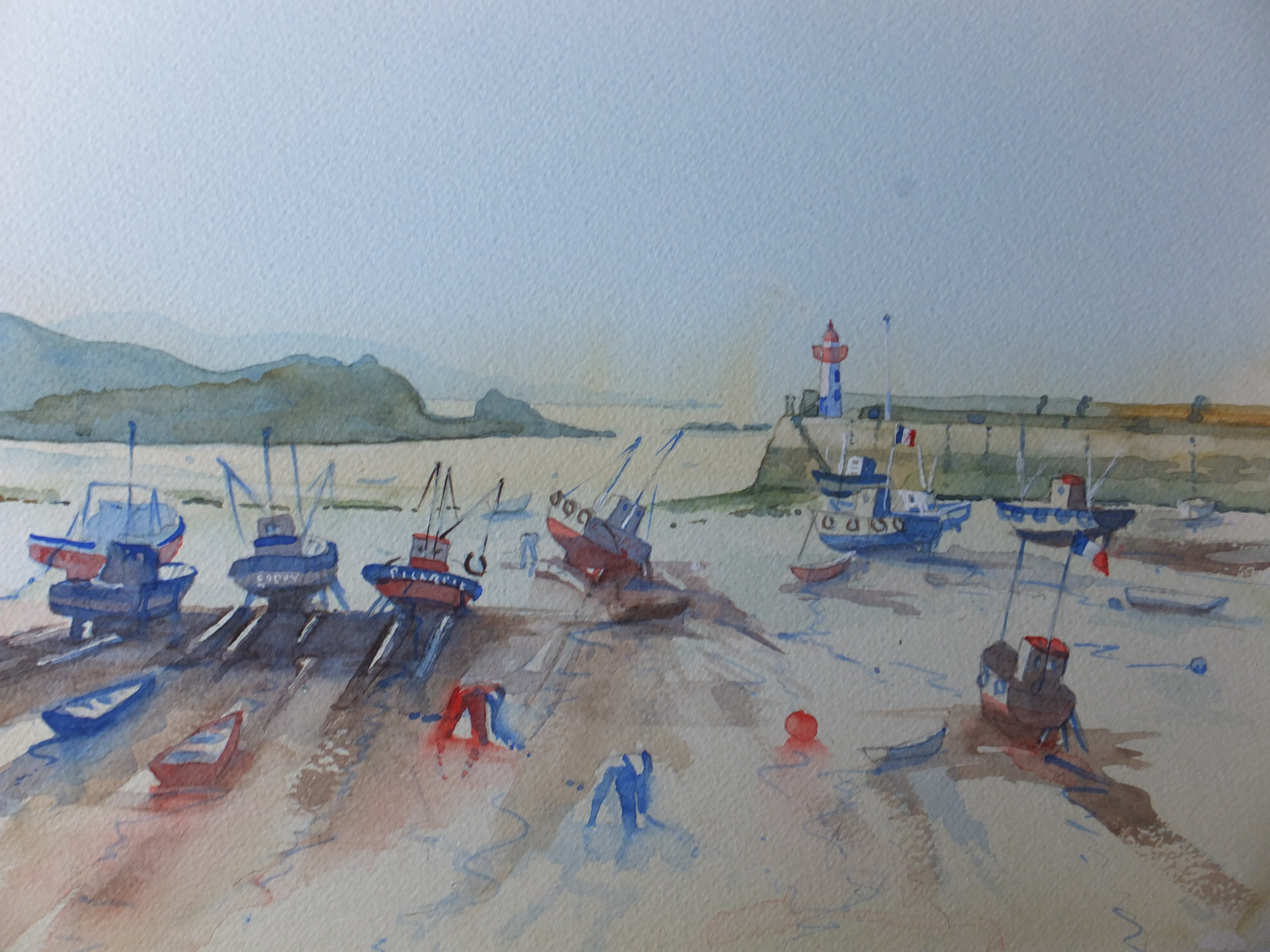 Erquy in Brittany - £120