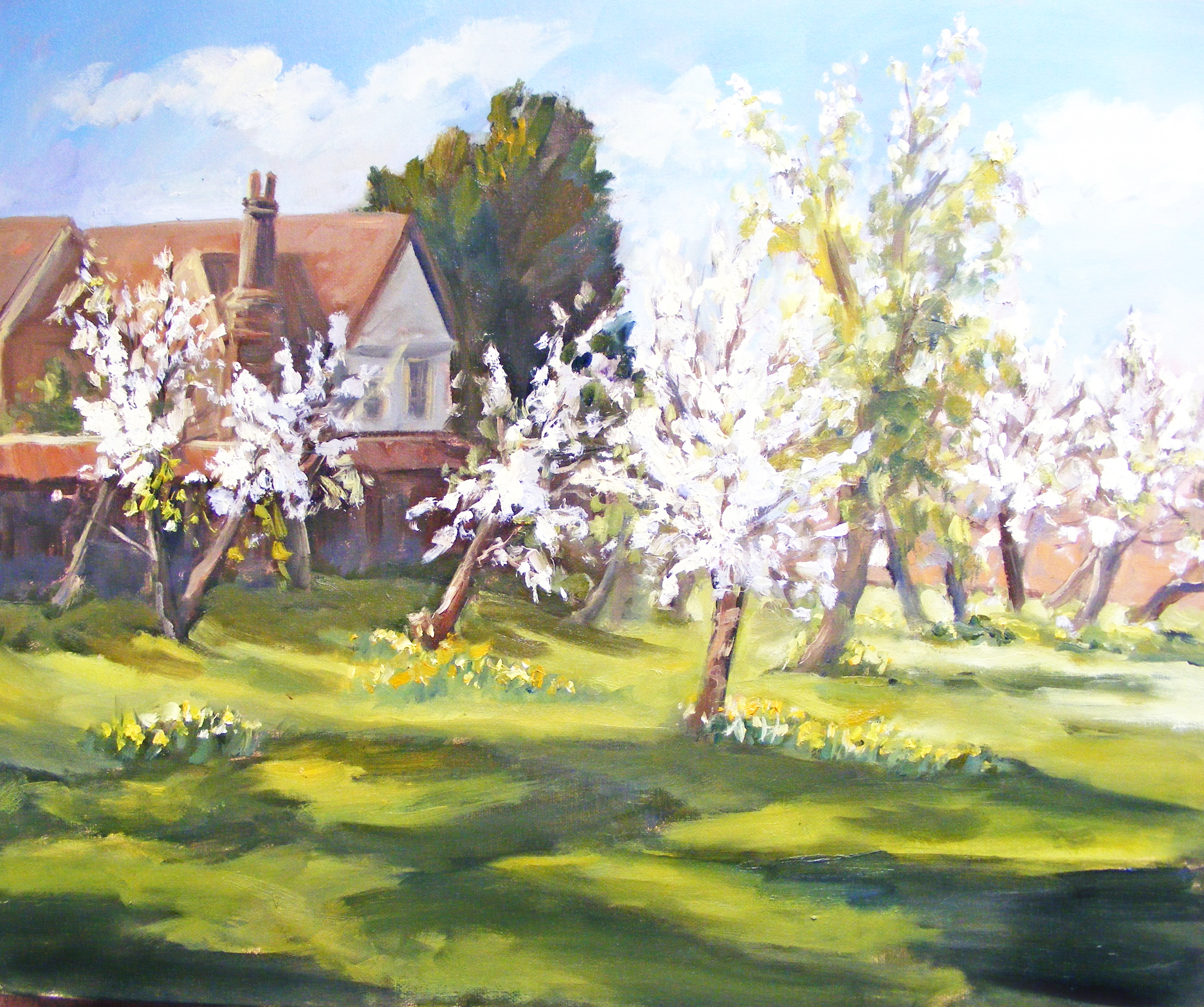 In The Orchard - £350