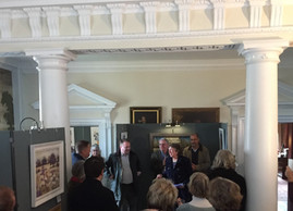Autumn Exhibition Now Open at West Horsley Place