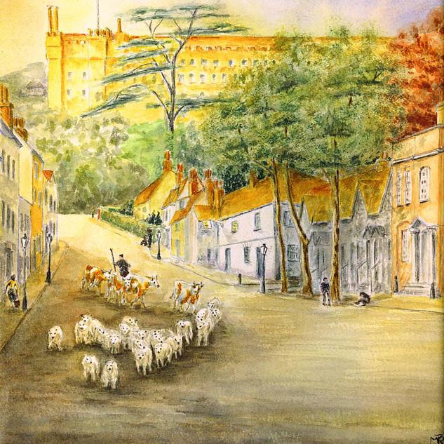Life in Farnham 1928