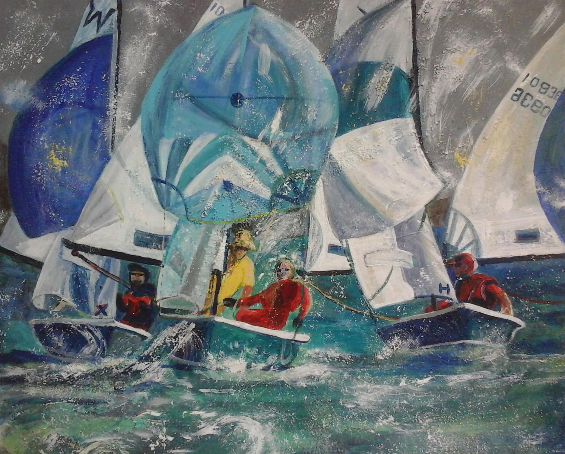 Wayfarers Weymouth - £275