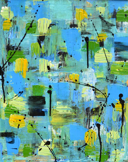 Wisley Pond - £225