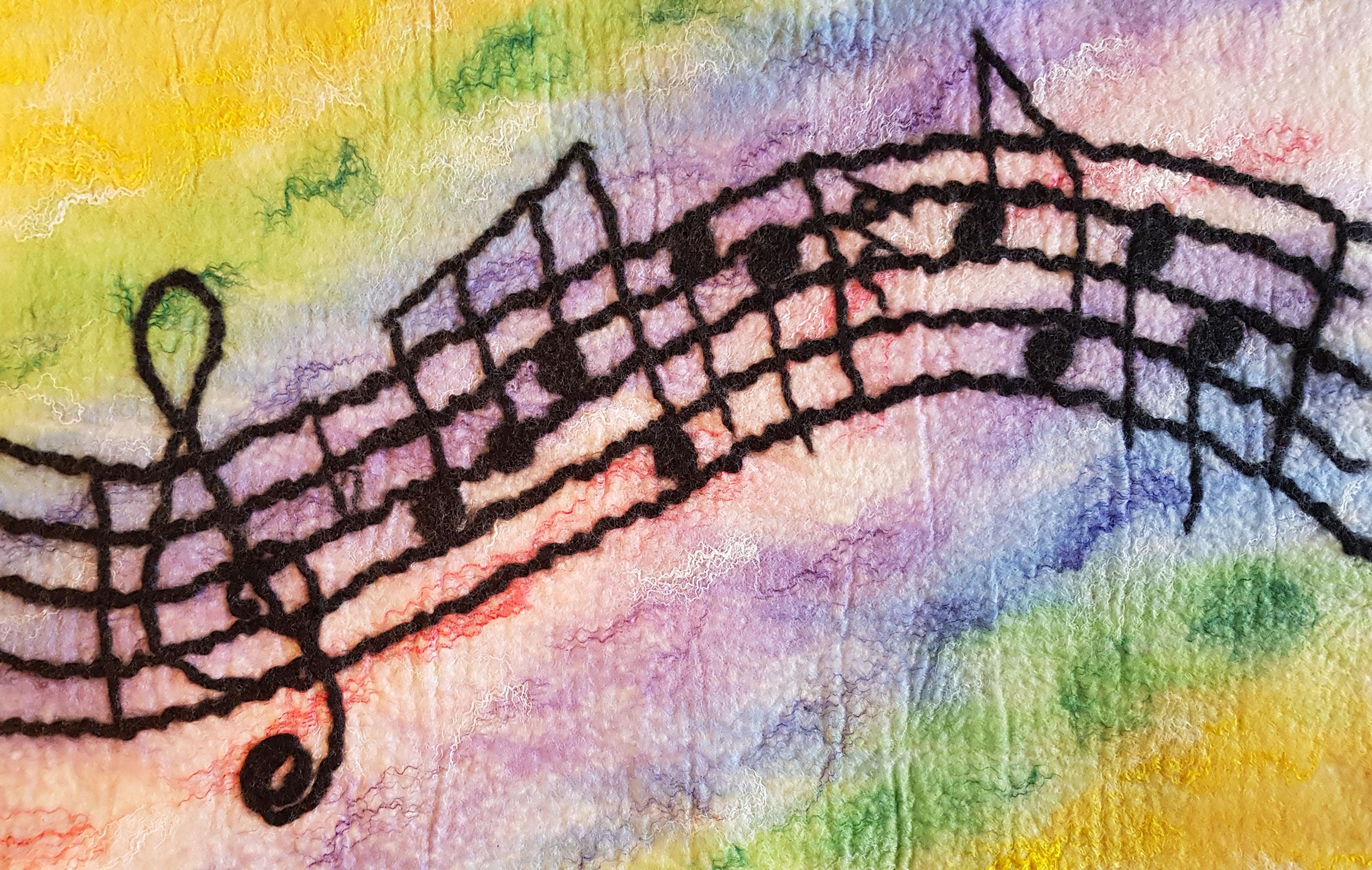 Sing a Rainbow - £125
