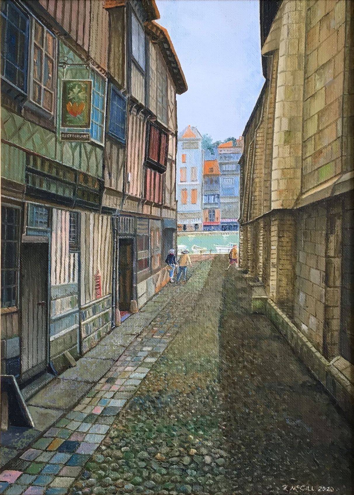 Honfleur France - £375