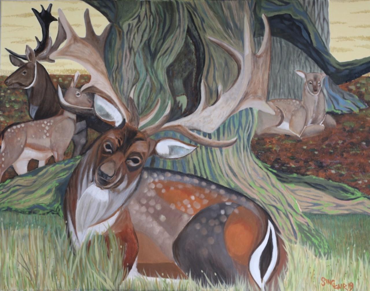 Resting Buck - £995