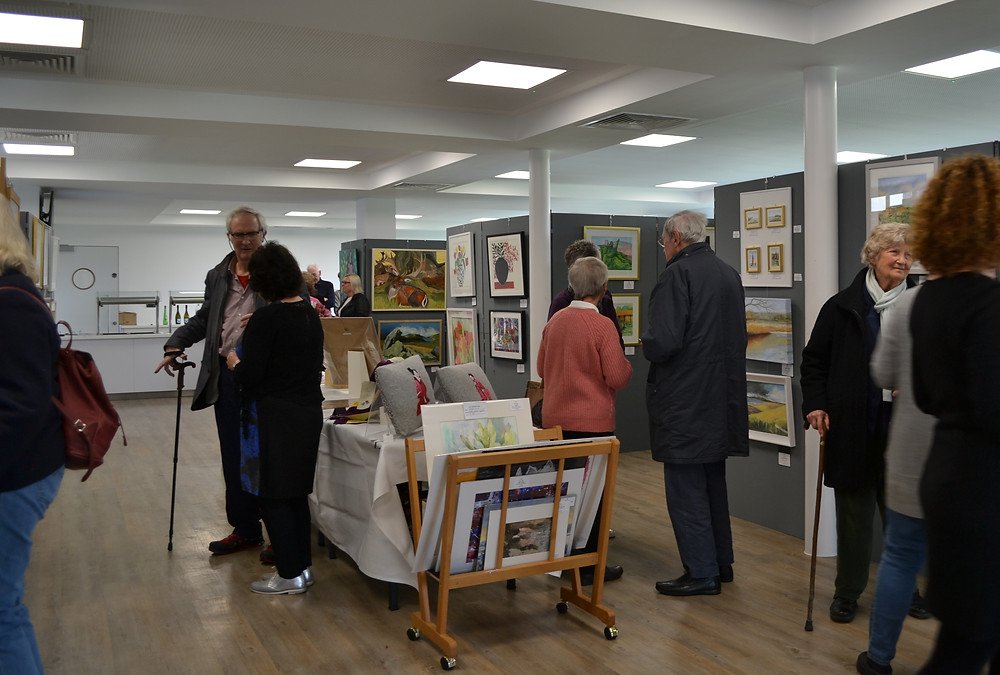 Spring Exhibition 2019 Opening