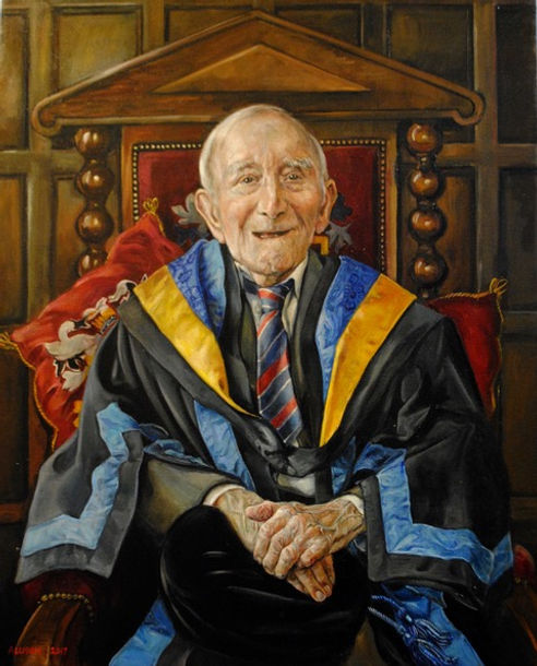 Jane Allison - Bill Bellerby - Aged 100