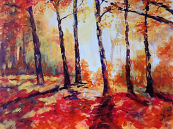 Autumn Woods - £200