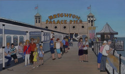 Brighton Pier - £195