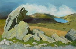 Rocks by Rhyd Ddu Path - £350