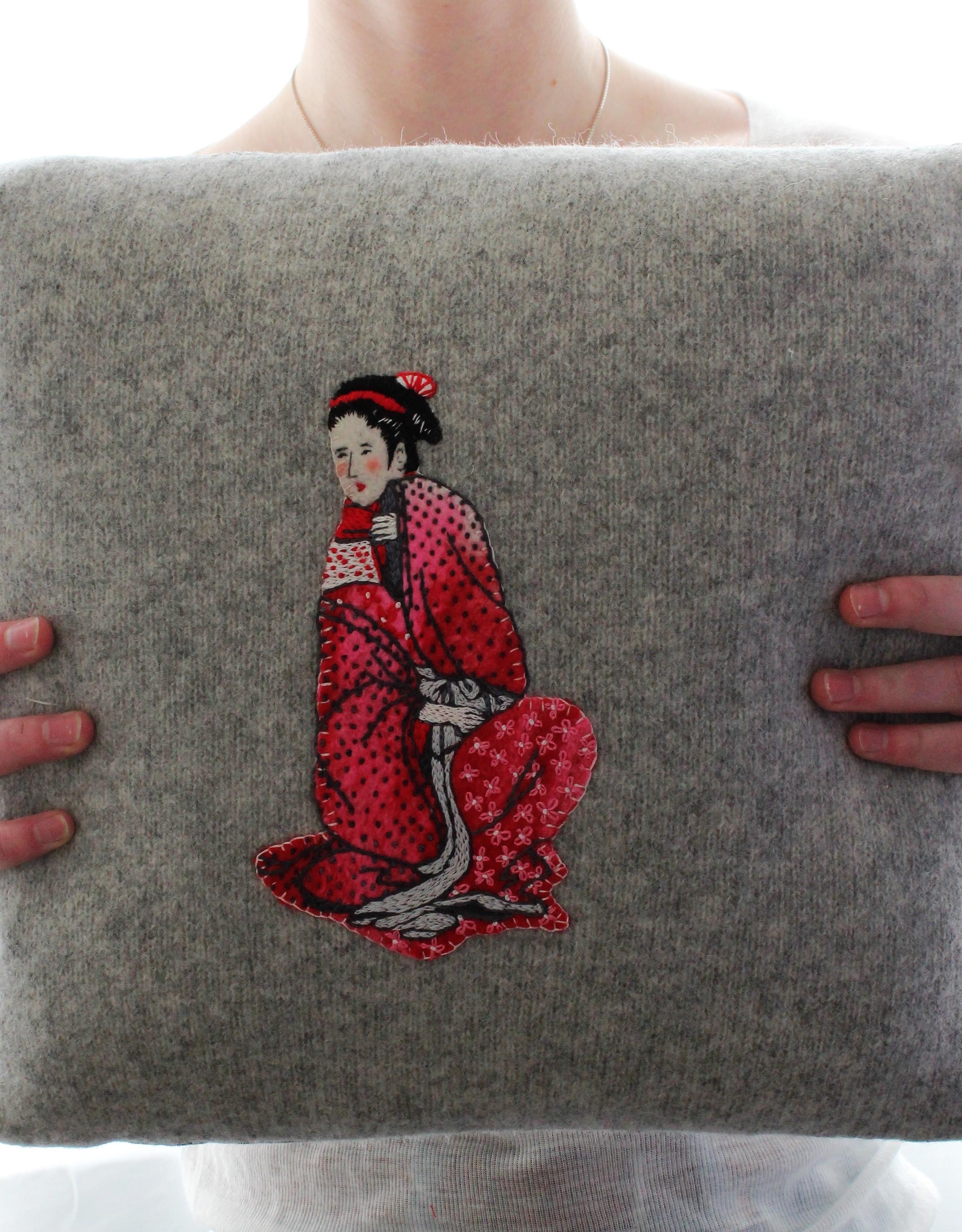 Shy Geisha - £65