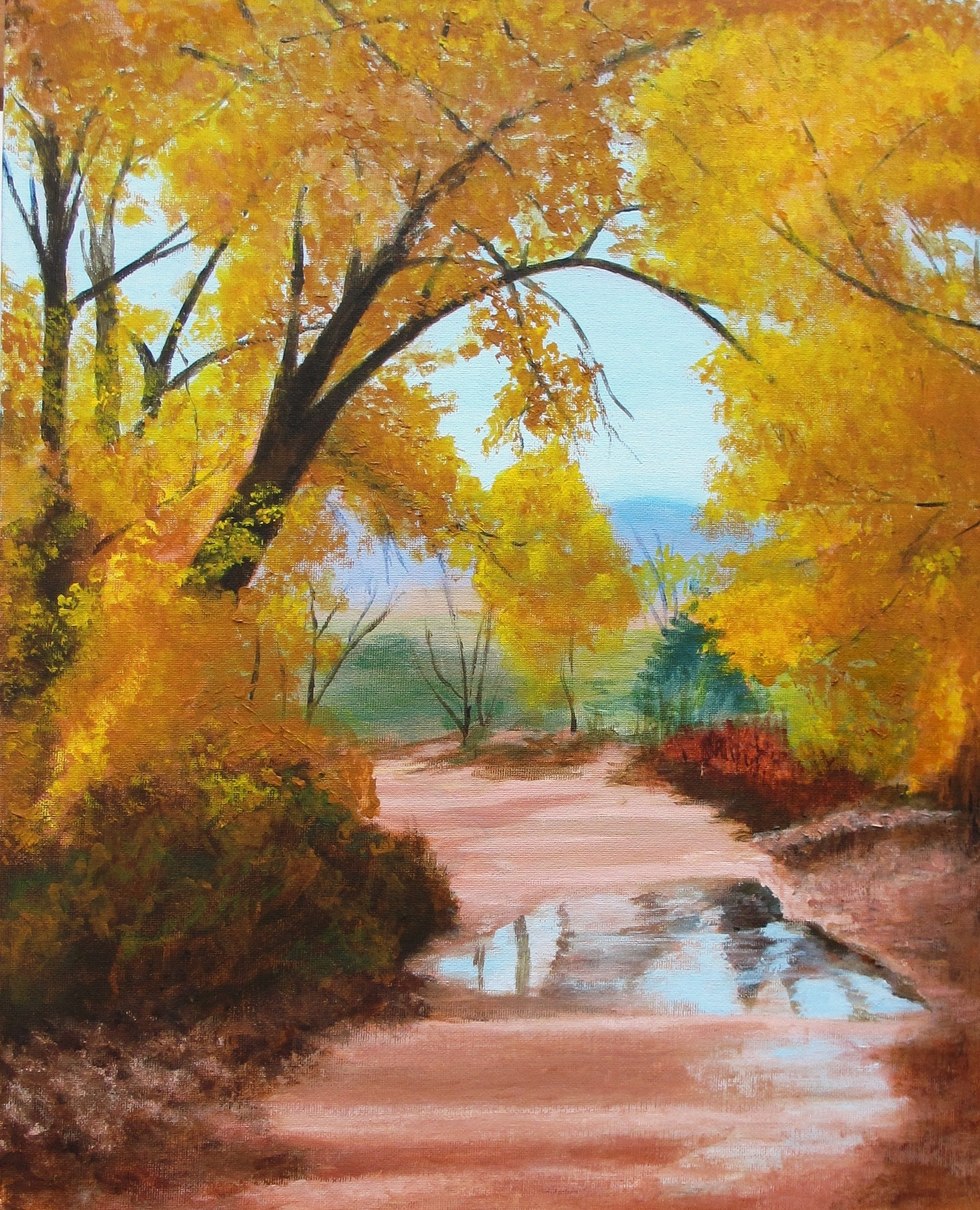 Golden Autumn - £250