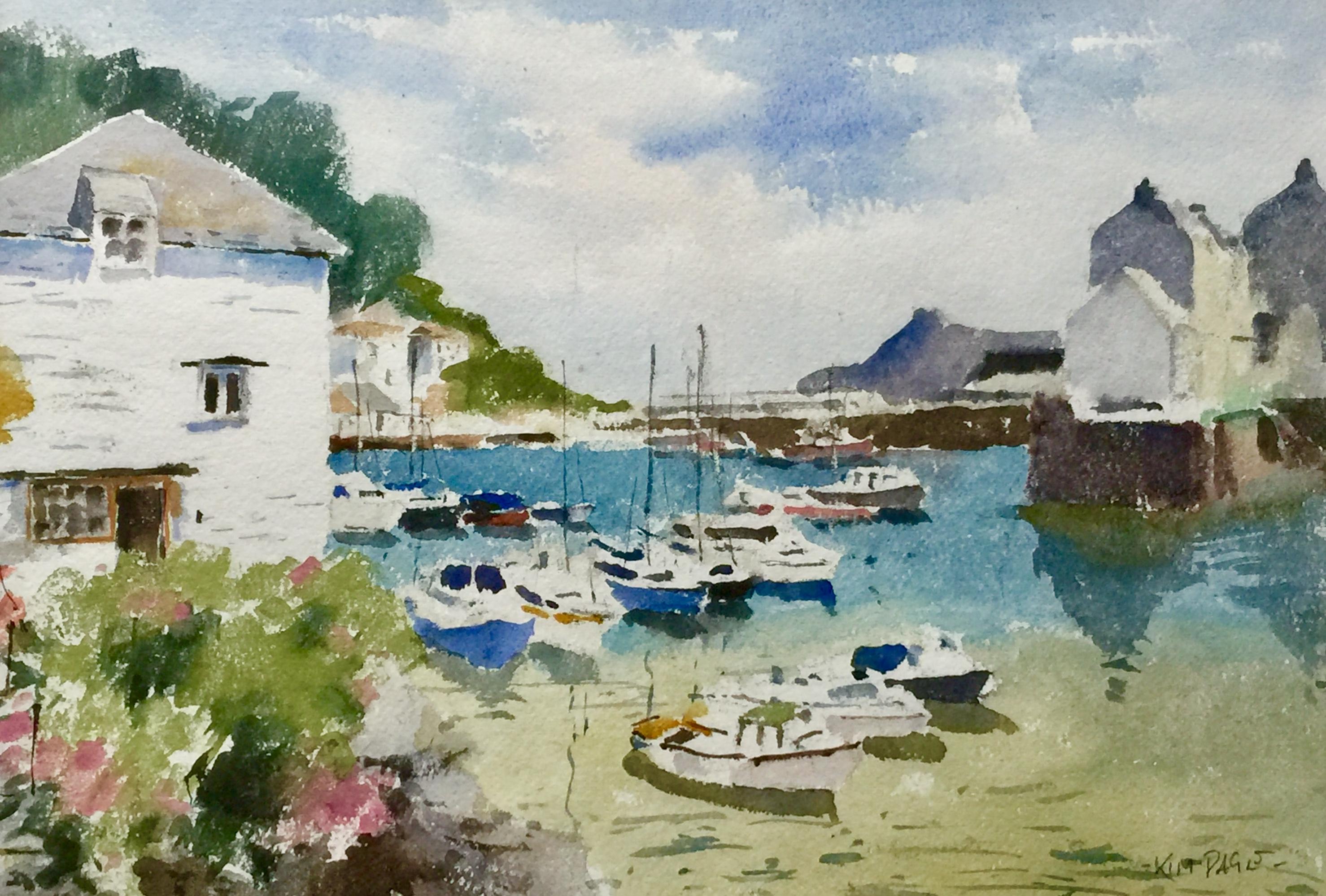 Polperro Cornwall - £285