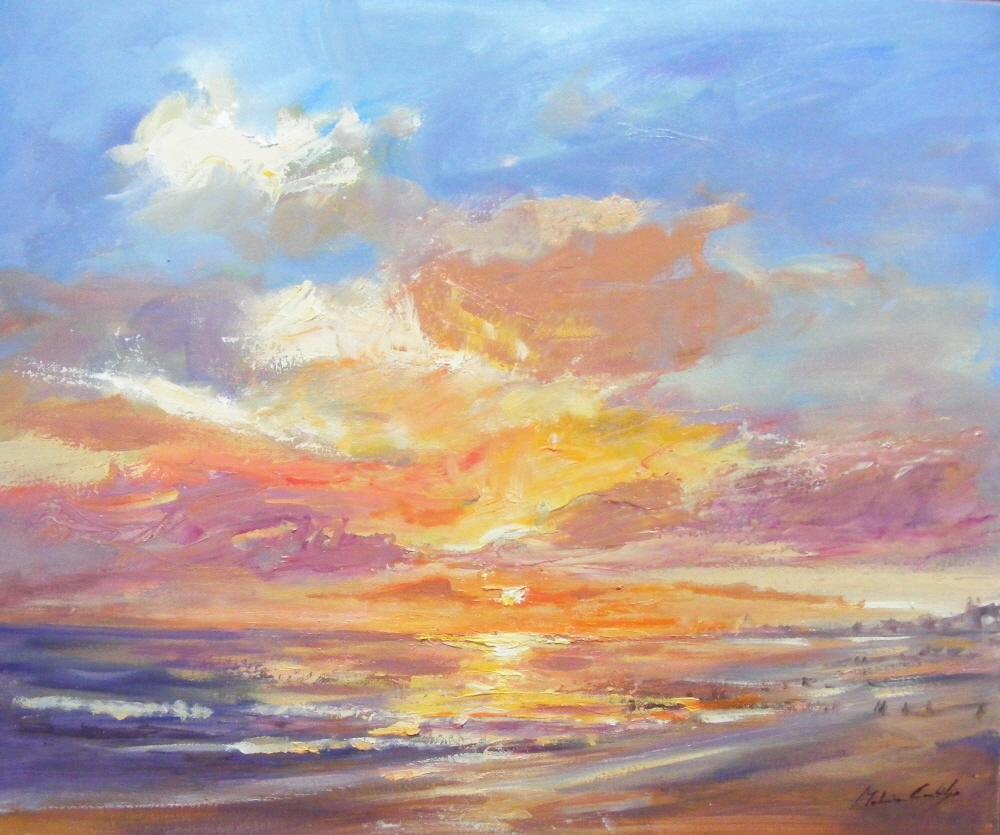 Brighton Sunset - £475
