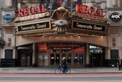 The State of Movie Theaters: Coronavirus and Streaming Services Considered.