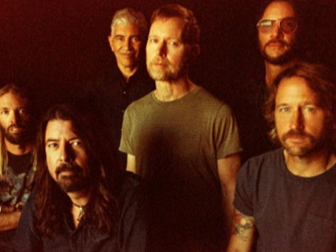 The Foo Fighters Prescribe Medicine at Midnight