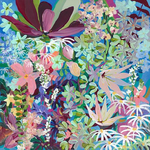 Jewell Carpet Giclee Print