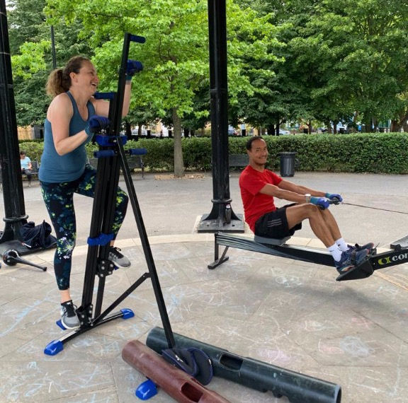 Couple Personal Training - Ropemakers
