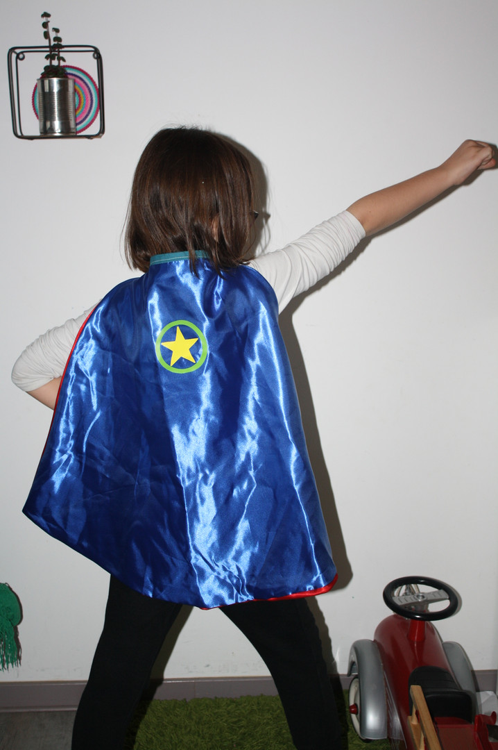 Cape super héros 20€