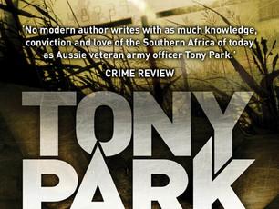 Tony Park's book launch