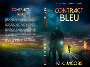 Covers that didn't make the cut for - Contract Bleu