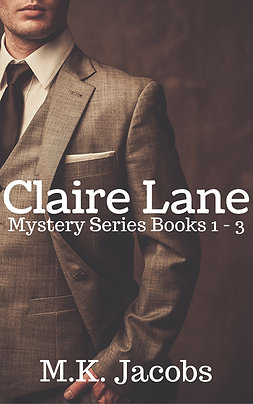 Claire Lane Mystery Series Book 1-3