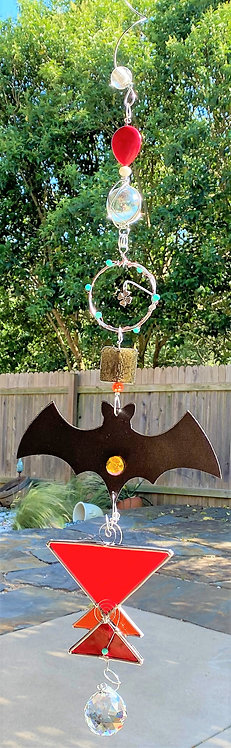 Bat, wing span