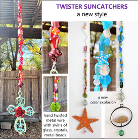 Twister Suncatchers