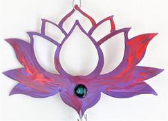 lotus, open top