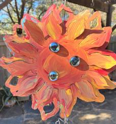 sunflower, 3D
