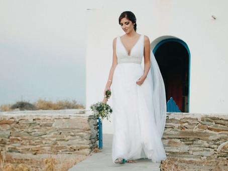 Wedding in Serifos, Greece