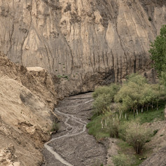 Winding Riverbed