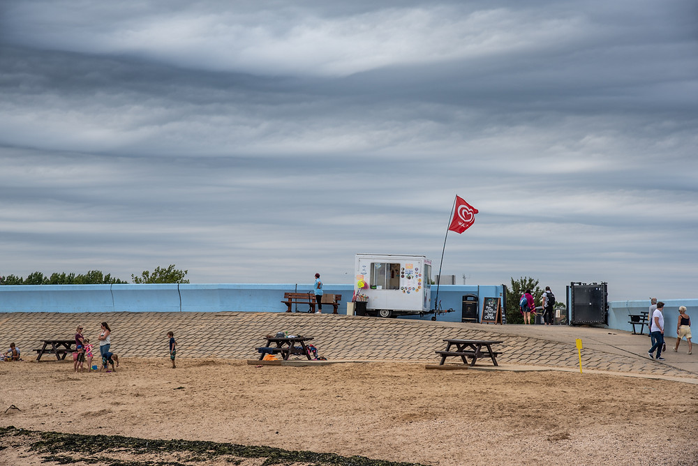 This is one of a series of images taken in and around Canvey Island